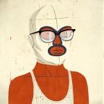 6- Il Lottatore Mascherato con gli Occhiali