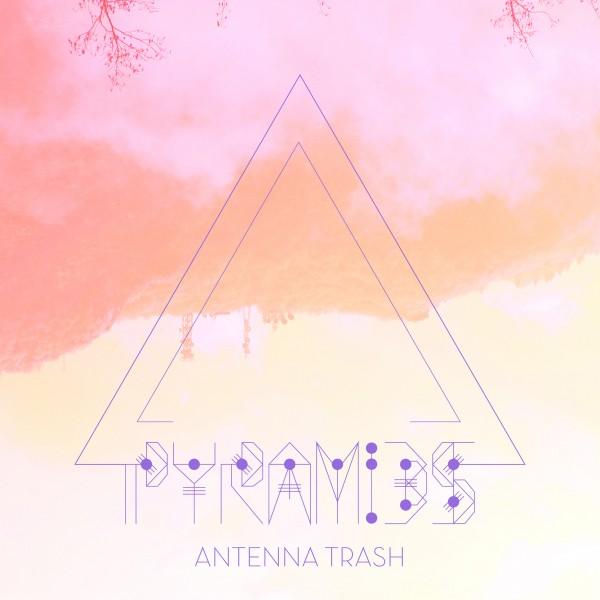 antenna trash pyramids