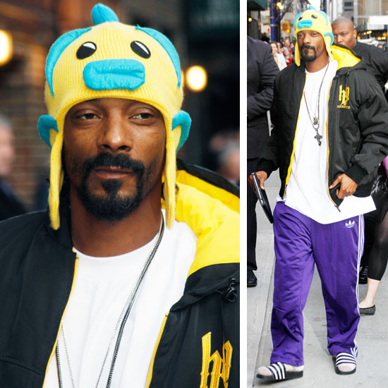 Una non storia dance like shaquille o 39 neal for Snoop dogg fish hat