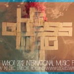 Blog Hunter Interview: Le Guess Who? / International Music Festival