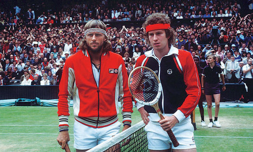 Indian Wells – Wimbledon 1980