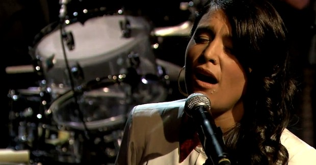 jessie ware - jimmy fallon