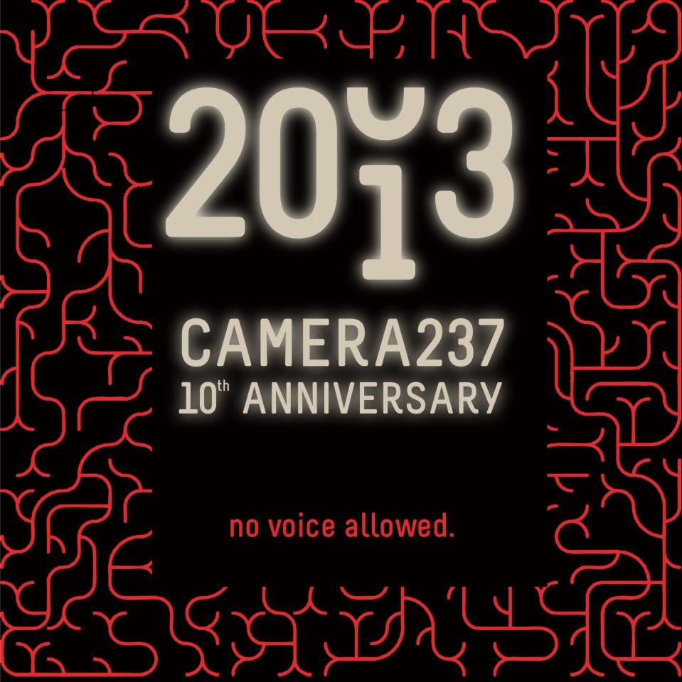 camera237 decimo anniversario