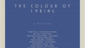 Esperanza Color of Spring Mixtape