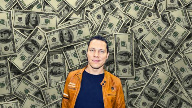 tiesto richest dj.fw