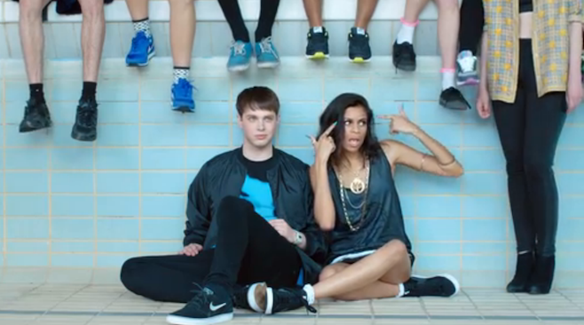 VIDEO ALUNAGEORGE - YOU KNOW YOU LIKE IT (SECOND VERSION)