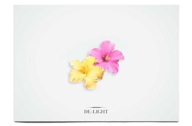9) de-light