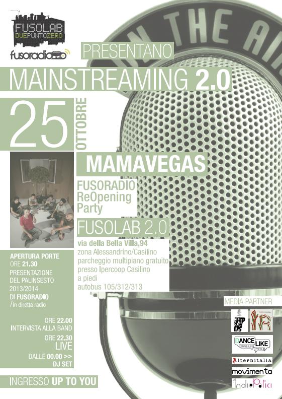 mainstreaming mamavegas