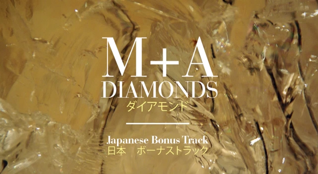 m+a - diamonds