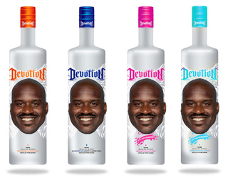 shaq vodka