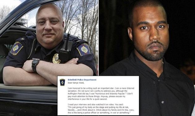 Kanye vs Oliver