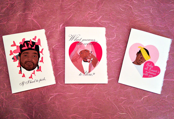 DIPSET AND DRAKE VALENTINE'S DAY CARDS