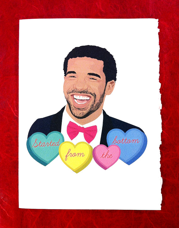 DIPSET AND DRAKE VALENTINE'S DAY CARDS1