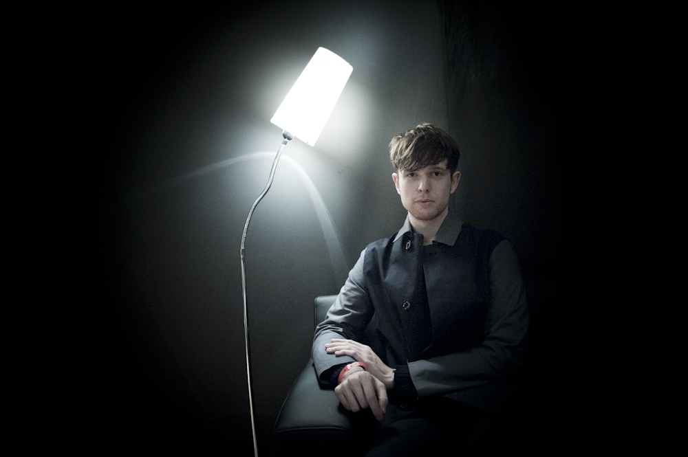 James Blake-Portrait-Tom Spray