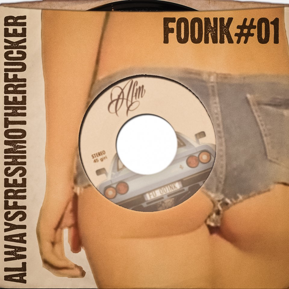 F00NK#01 COVER