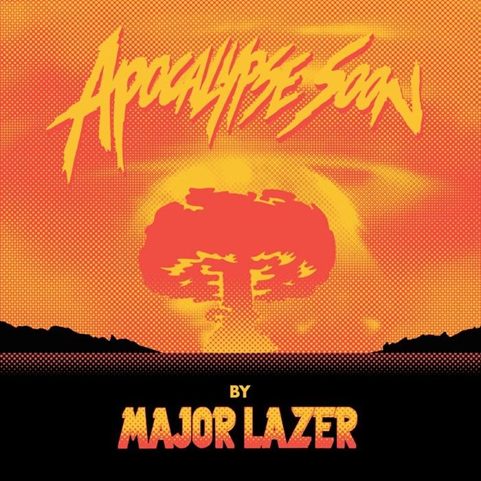 Major Lazer - Apocalypse Soon EP