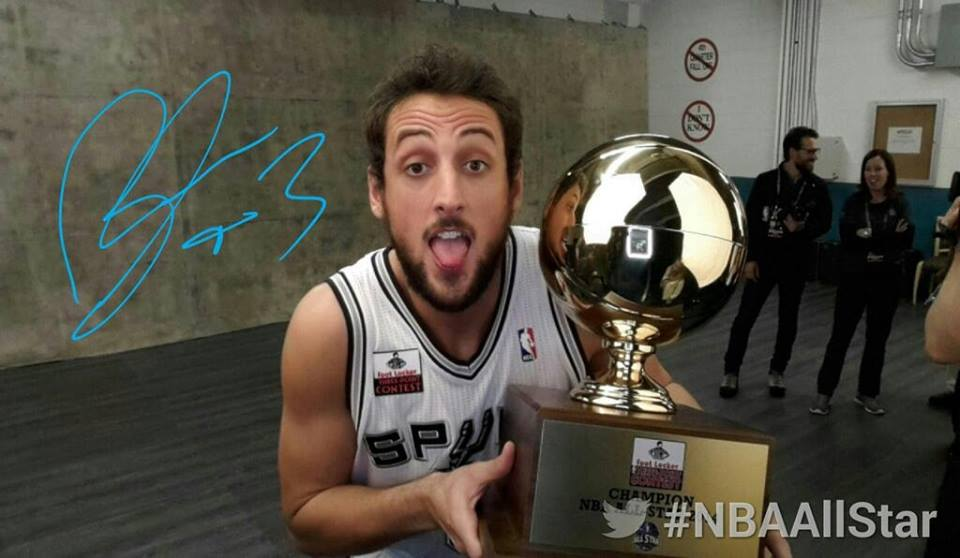marco belinelli 3 point contest