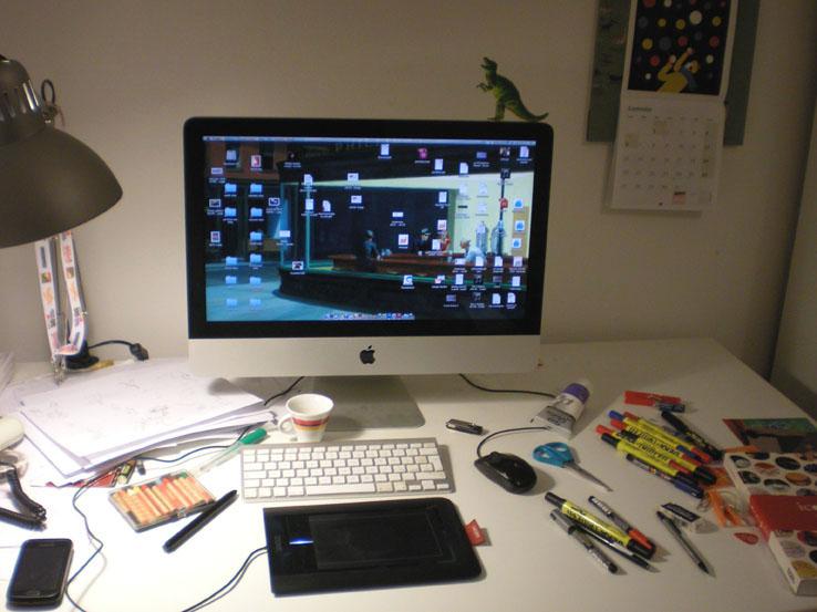 scrivania davide bonazzi