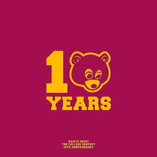 the college dropout 10th anniversary