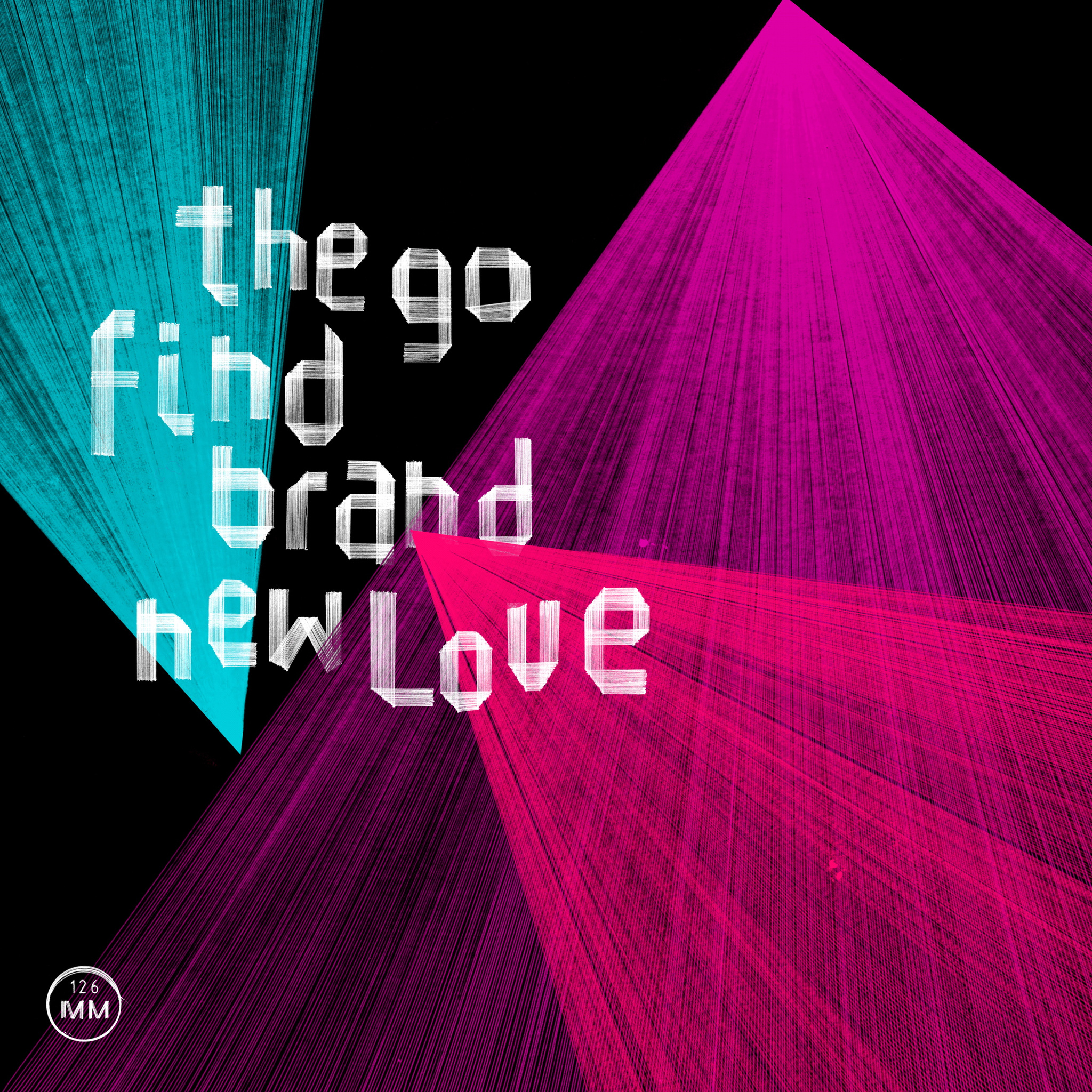 the go find - band new love - cover