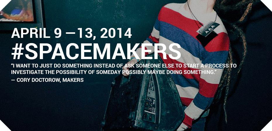 Spacemakers elita festival 2014