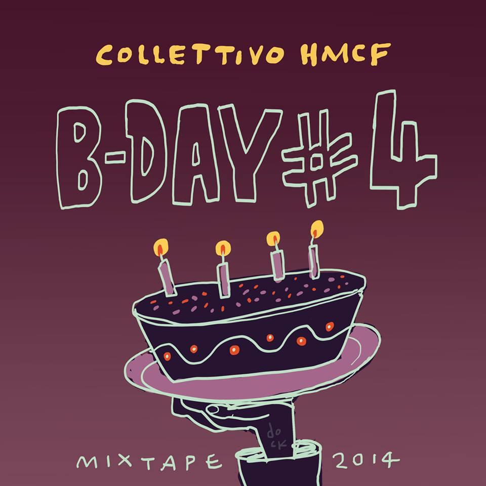 HMCF B.Day#4 Mixtape