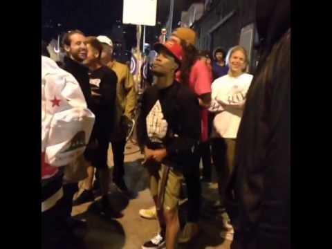 La rissa tra Hodgy Beats ed un gruppo di ragazze al SXSW ...