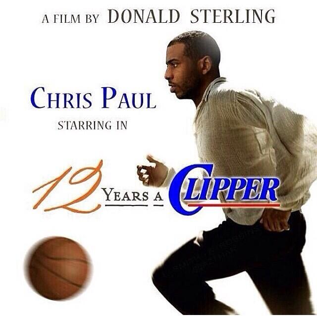 CLIPPERS sterling