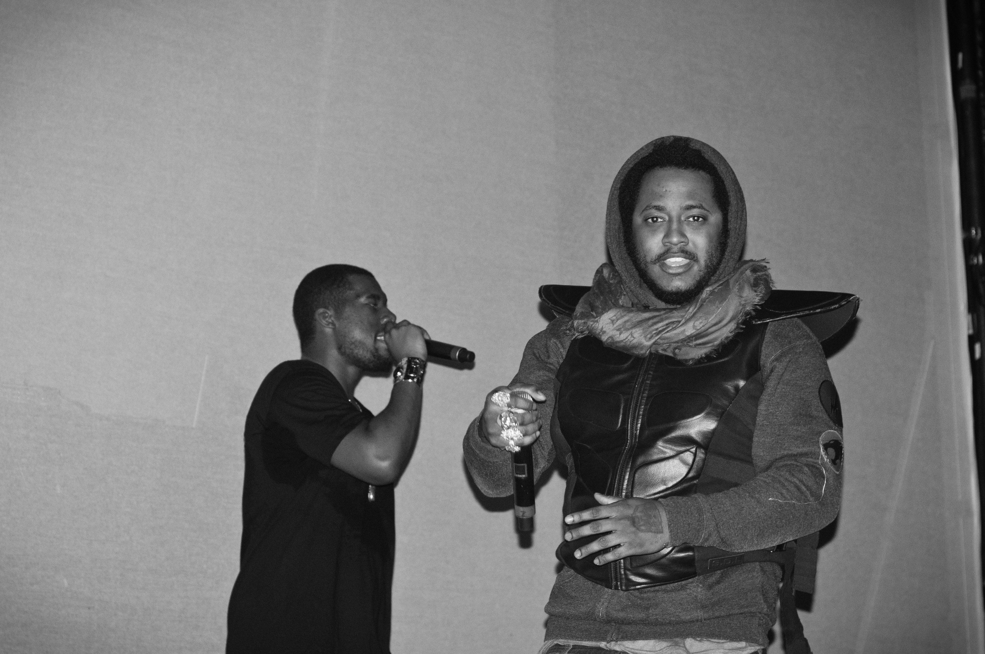 FLYING LOTUS THUNDERCAT