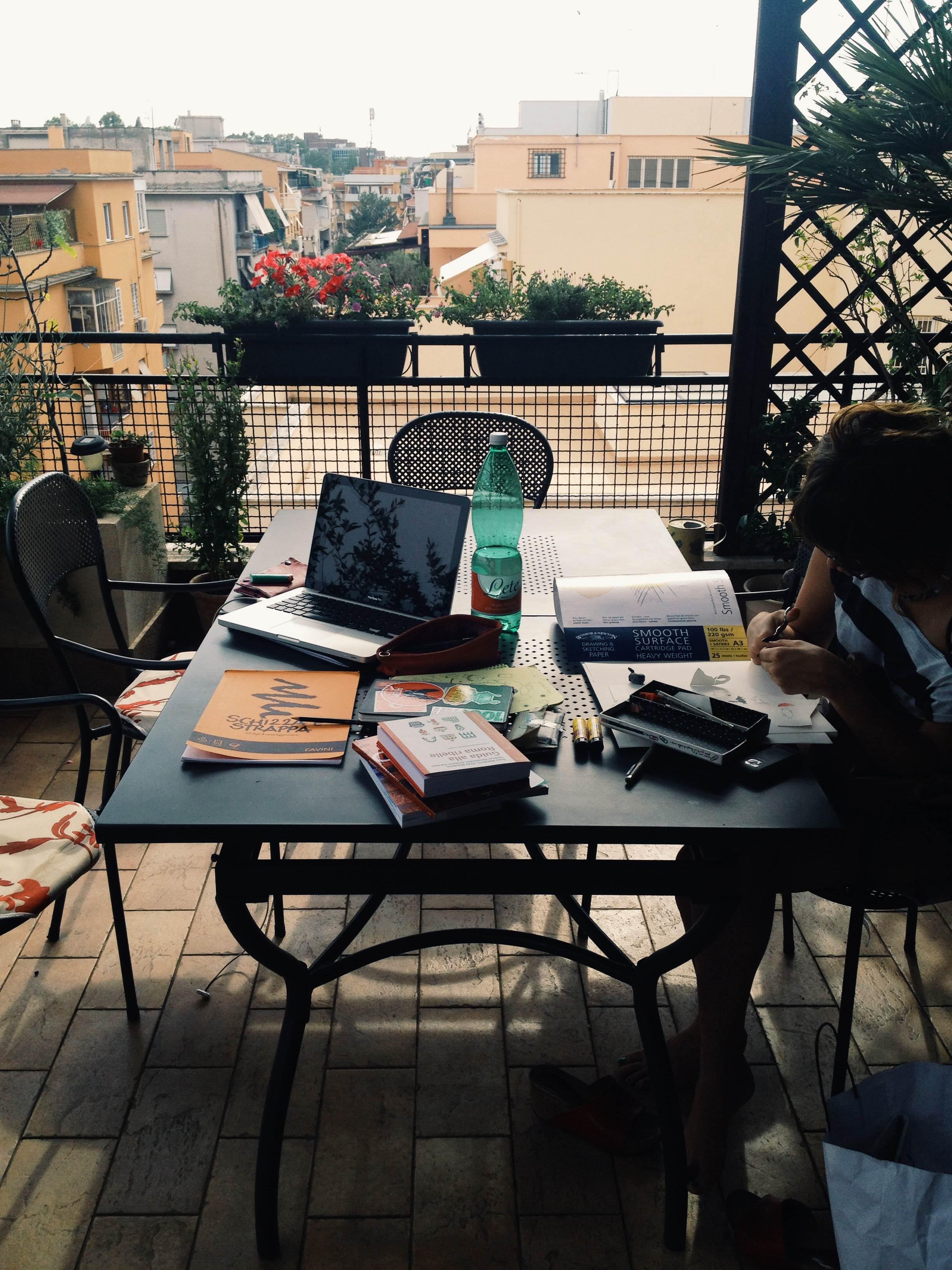 scrivania marta baroni