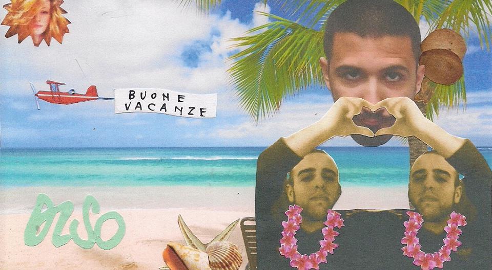 cartolina buone vacanze