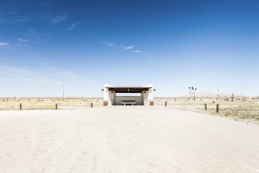 Nicolo Sertorio - Rest Areas