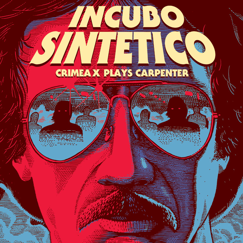 Incubo Sintetico - Crimea X plays Carpenter