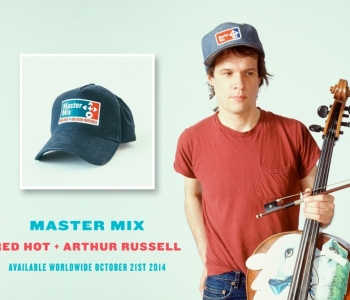 Master Mix: Red Hot + Arthur Russell / Review