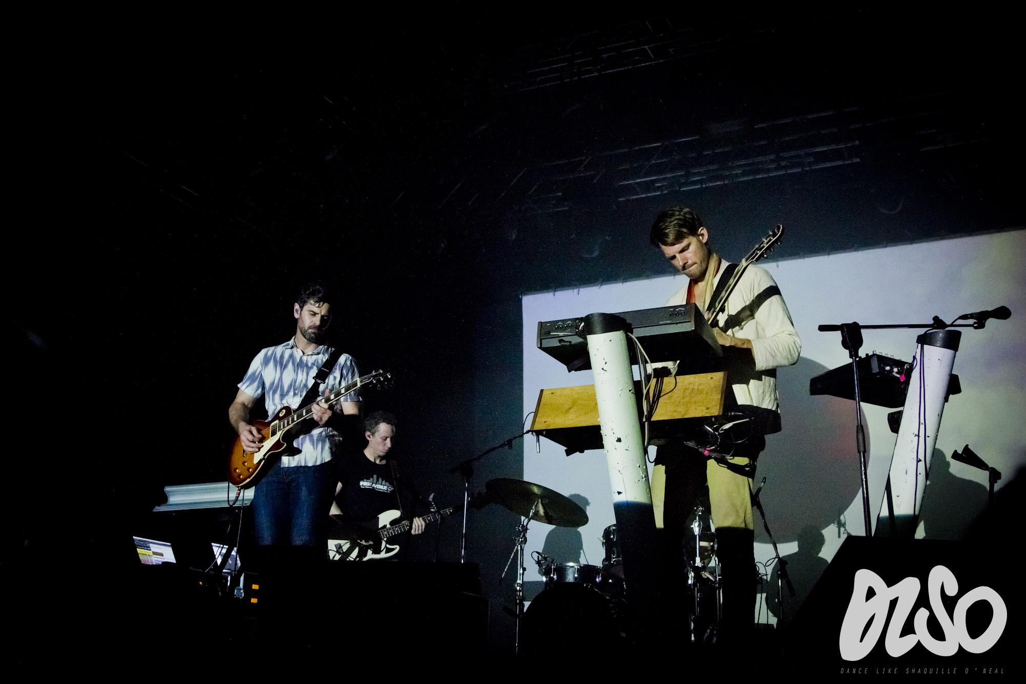 TYCHO @ ESTRAGON / Foto Report