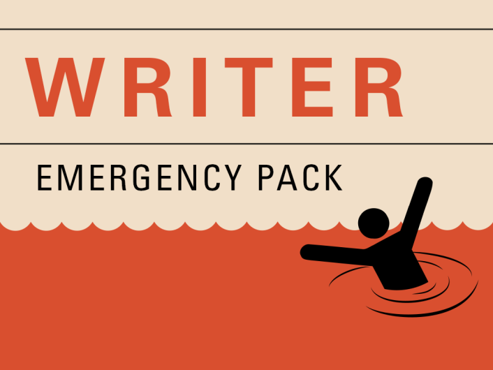 Writer-Emergency-Pack