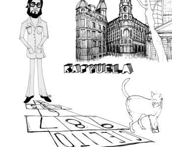 Da altre parti con Fabrizio Gabrielli, Rapyuela II