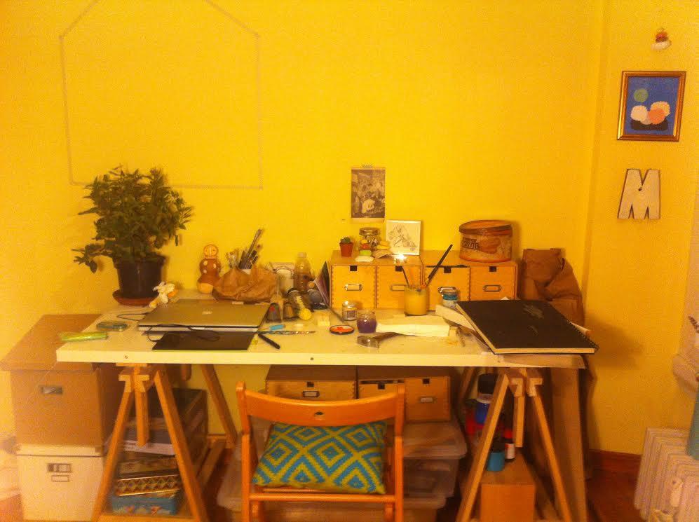 scrivania marika marini