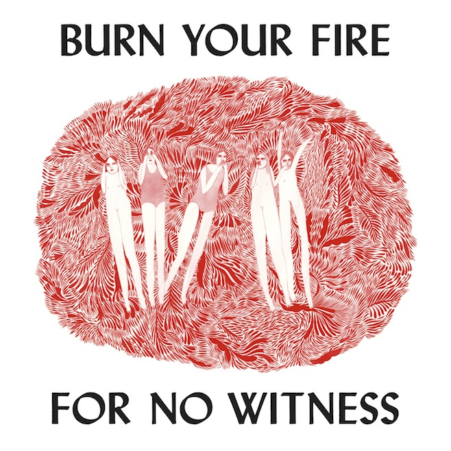 Angel Olsen - Burn Your Fire for No Witness