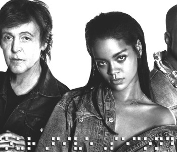 Rihanna ft Kanye West & Paul McCartney – FourFiveSeconds