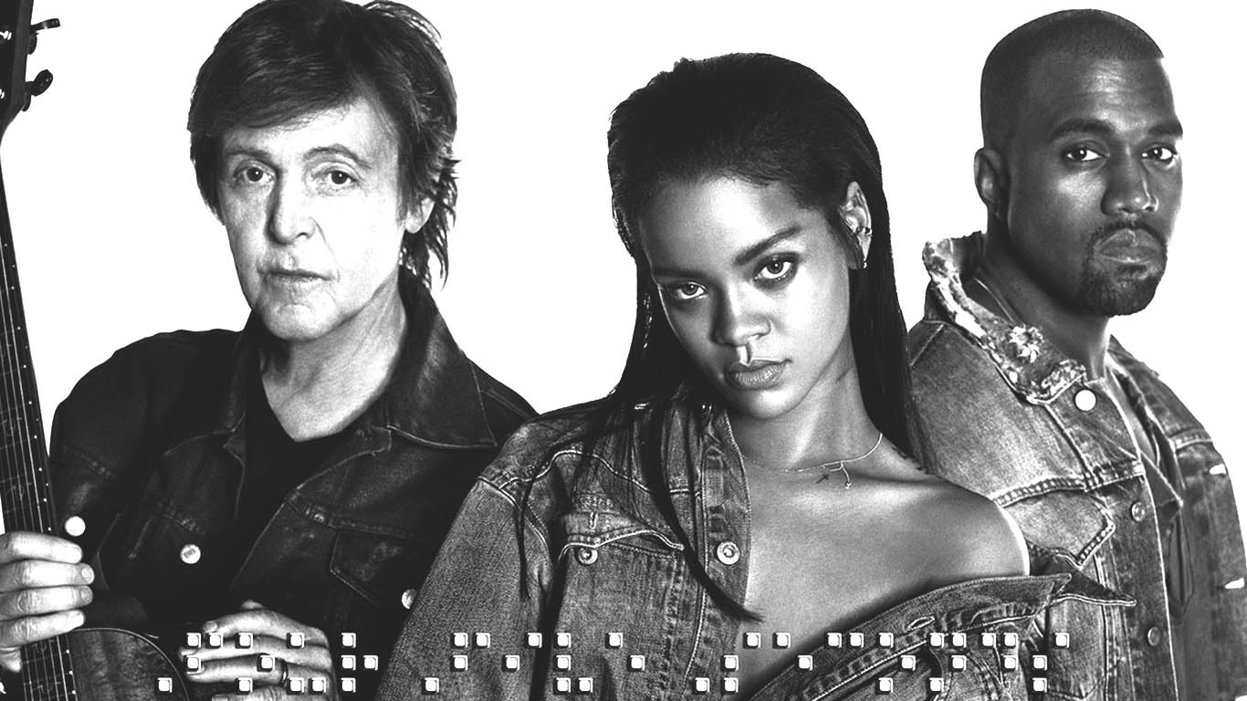 Rihanna-Kanye-West-and-Paul-McCartney-'FourFiveSeconds'-Single-Review-FDRMX