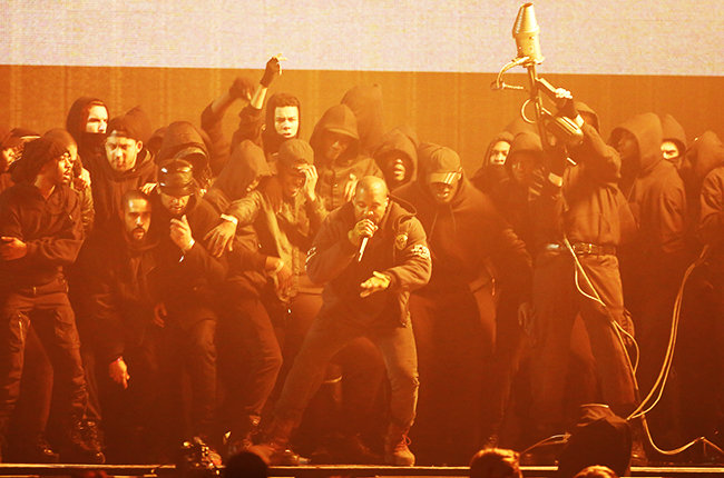 L'importanza dell'esibizione di Kanye West ai BRIT Awards