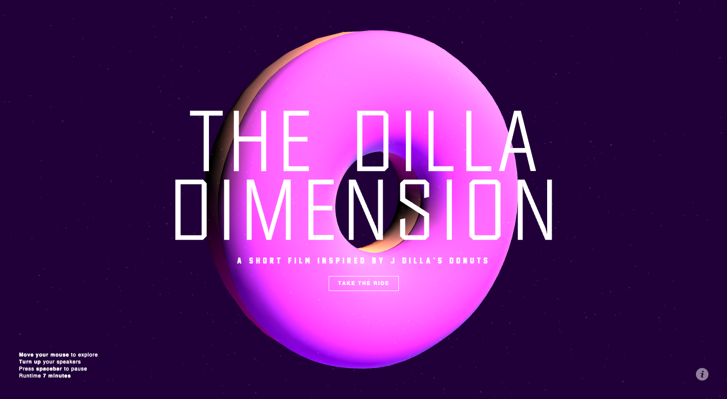 the dilla dimension 1