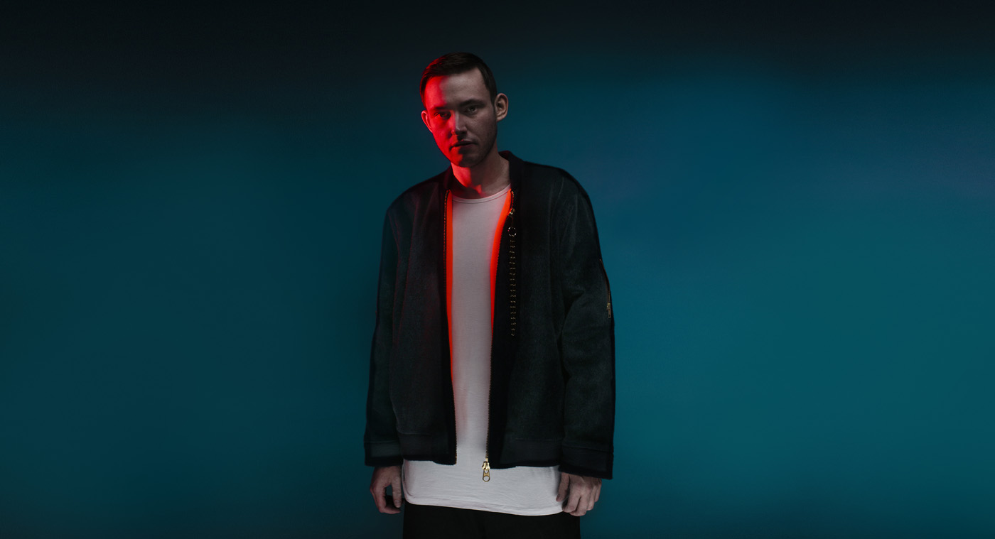Hudson Mohawke by Tim Saccenti 2015