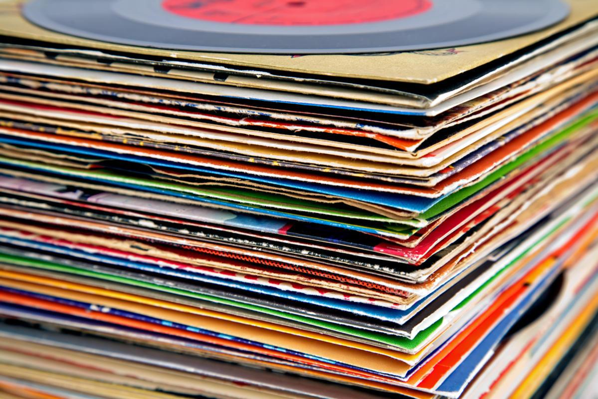 Un (bel) po' di dischi elettronici che sono usciti a Marzo