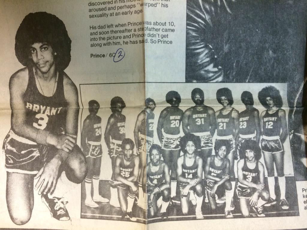 prince basketball