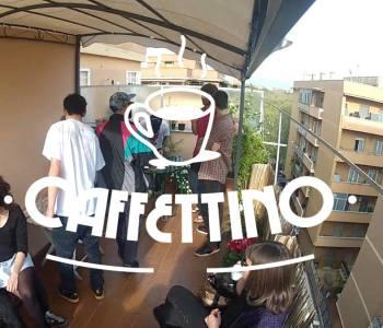 Sul Terrazzino dei Beat Soup – Caffettino 007 w/ Bonbooze