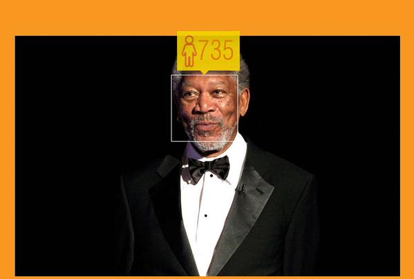 how old do i look - morgan freeman