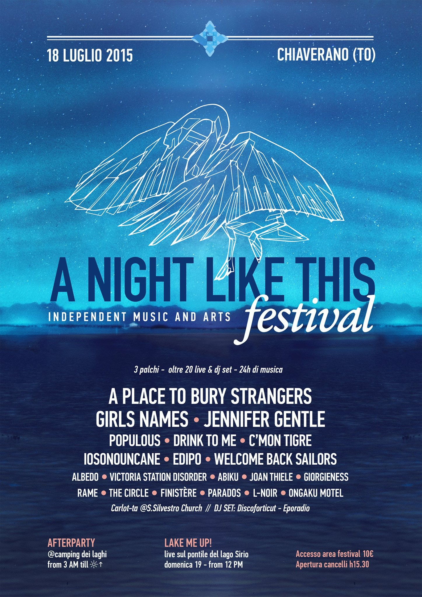 A Night Like This Festival