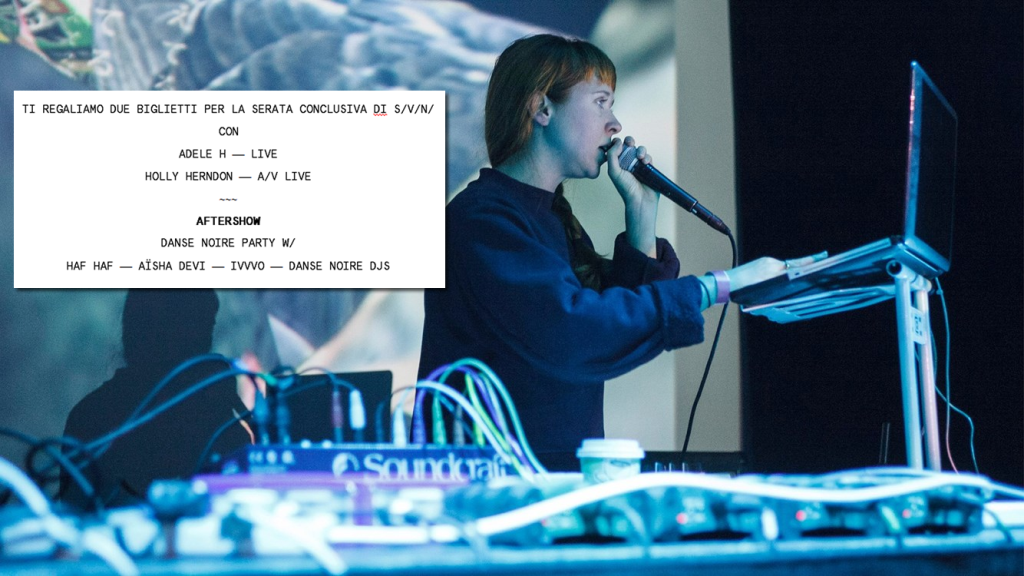 HOLLY HERNDON CONTEST